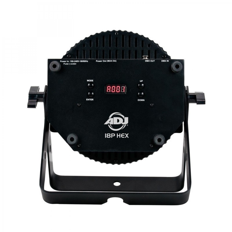 LED prožektors ADJ 18P HEX