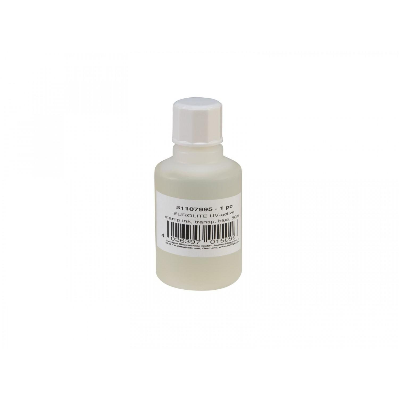 UV aktīva zīmogu tinte (caurspīdīga)